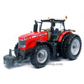 1/32 Massey Ferguson 8737 MFD with duals