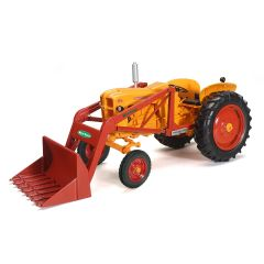 1/16 Minneapolis Moline 445 with loader '20 Summer Show