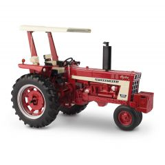 1/16 Farmall 666 NF with ROPS and canopy