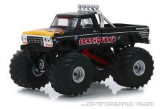 1/64 Ford Pickup F-250 1975 Earthquake with 66 inch tires Series 4