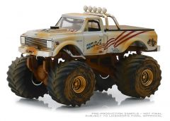 1/64 Chevrolet Pickup K-10 1970 USA-1 Dirty Version with 66 inch tires Series 4